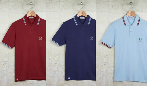 Fred Perry Limited Edition T-Shirts