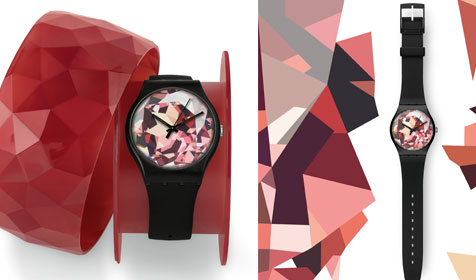Swatch collaboration